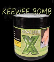 XRACHER Tobacco | Keewee Bomb | 200g