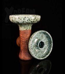 Oblako Phunnel L | Glazed türkis-mohn | 12 cm