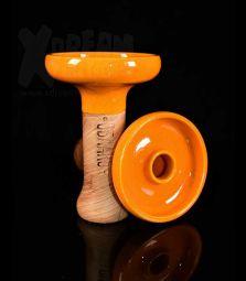 Oblako Phunnel L | Glazed orange | 12 cm