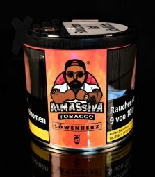 Al Massiva | Löwenherz | 200g