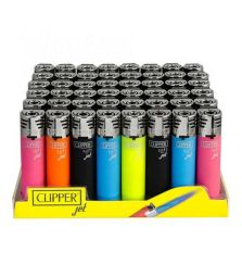 Clipper | Jetflame | Soft Touch Colours