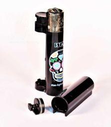 Stax | Stash-Feuerzeug | Totenkopf Design