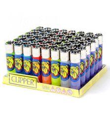 Clipper | Bulldog | Transparent Bunt