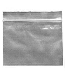 Zip-Beutel | 70µ | 60 x 80 mm