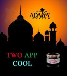 Adalya Tabak Two App Cool 200gr Dose