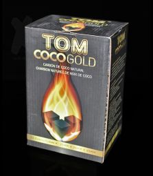 TOM Cococha Gold Kohle | 1 Kg