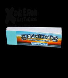 Elements | Filter Tips perforiert Slim