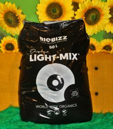 Biobizz | Light·Mix® | mit Perlite | 50 Liter | Substrat-Mischung