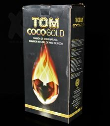 TOM Cococha Gold Kohle 3 Kg