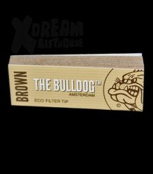 The Bulldog Brown | Slim Eco | ungebleicht
