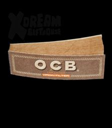OCB Virgin Slim | Unbleached Filtertips