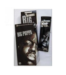 Kingpin NOTORIOUS B.I.G. 3! | Wraps Blunts | Big Poppa