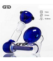 POLYMORPHOUS GG PRECOOLER BLUE H:13CM Ø:30MM SG:18.8MM