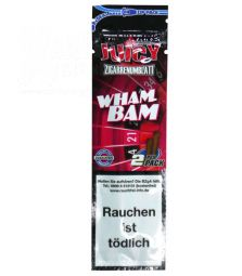 Juicy | Double Wraps Blunts | Wham Bam | 2er Pack
