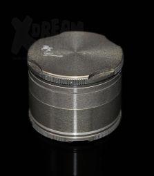 Black Leaf New Edge Granite Grinder 4-tlg. - Anthrazit