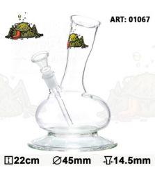 Bullfrog Bong Toady | 22 cm | 14,4er Schliff