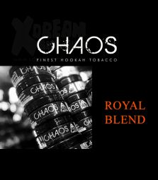 CHAOS Tobacco | ROYAL BLEND | 200g