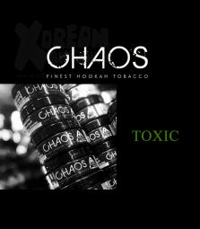 CHAOS Tobacco | TOXIC | 200g