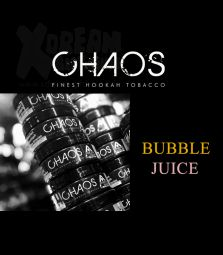 CHAOS Tobacco | BUBBLE JUICE | 200g