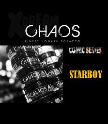Chaos Comic Series Tobacco | STARBOY | 200g
