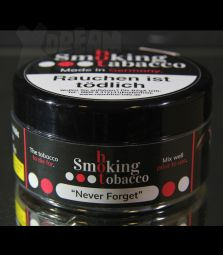 Smoking Hot Tobacco | Never Forget | 200g