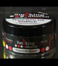 Smoking Hot Tobacco | Thatd Be Great | 200g