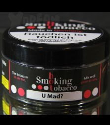 Smoking Hot Tobacco U Mad? 200g