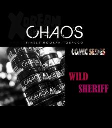 Chaos Comic Series Tobacco | Wild Sheriff | 200g