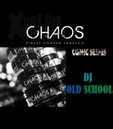 Chaos Comic Series Tobacco| DJ Old School | 200g