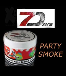 7Days | Party Smoke | 200 g