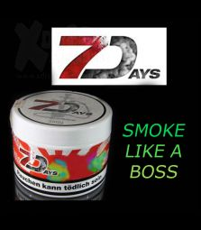 7Days | Smoke like a Boss | 200 g