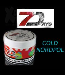 7Days | Cold Nordpol | 200 g