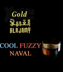 Al Ajamy Gold | COOL / ICE FUZZY NAVAL | 200g