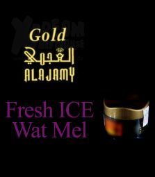 Al Ajamy Gold | FRESH ICE WAT MEL | 200g