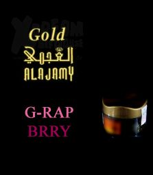Al Ajamy Gold | G-RAP BRRY | 200g