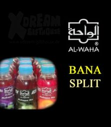 Al Waha Molasse | Bana Split | 250ml