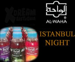 Al Waha Molasse   Istanbul Night   250ml