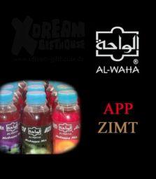 Al Waha Molasse | App Zimt | 250 ml