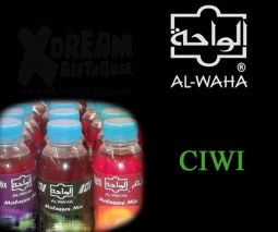 Al Waha Molasse Kiwi 250 ml