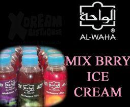 Al Waha Molasse   Mix Brry Ice Cream   250 ml
