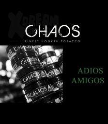 CHAOS Tobacco | ADIOS AMIGOS | 200 g