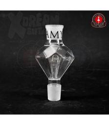 AMY Deluxe | Melassefänger | Glas | Diamant