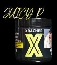 XRACHER Tobacco | JUICY P | 200g