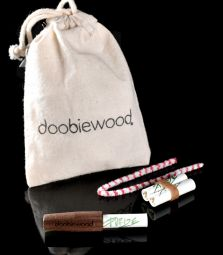 doobiewood® | Spliffadapter | Black Walnut