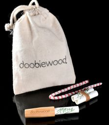 doobiewood® | Spliffadapter | Olivenholz