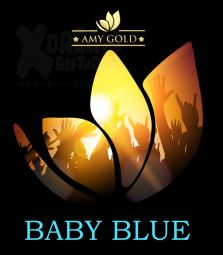 AMY Gold | BABY BLUE | 200g