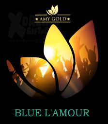 AMY Gold | Blue-LAMOUR | 200g