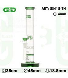 Grace Glass CANE Series | Lab Hit | 35 cm | 18,8er Schliff | mit Diffusion