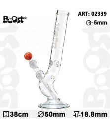 BOOST Bong | BOLT | 38 cm | 18,8er Schliff | mit Eis