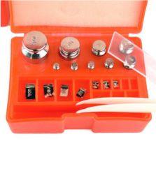Kalibrierungskit für Digitalwaagen | Gewichte 10 mg - 100 g